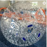 China UV Resistant Inflatable Human Bubble Ball High Strength Fashion And Warm Design on sale