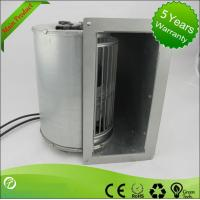 Wholesale 220v Small Double Inlets Forward Centrifugal Blower Fan HVAC Air Cooing High Pressure from china suppliers