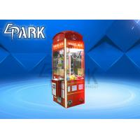 Wholesale Claw Crane Game Machine , Plastic Cabinet Plush Toy Vending Machine from china suppliers