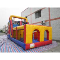 Wholesale Fun Inflatable Obstacle (CYOB-01) from china suppliers