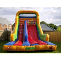 Wholesale Lastest inflatable slide from china suppliers