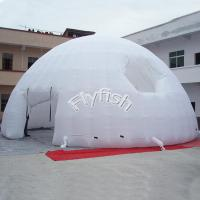 Wholesale giant inflatable dome tent from china suppliers