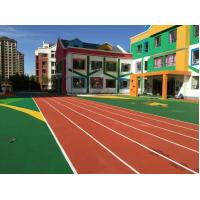 China Universities Rubber Running Track Surface Without Contain Of Heavy Metal on sale