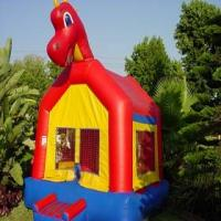 Buy cheap Commercial 0.55mm PVC Inflatable bouncer, Inflatable Bouncy House YHB-033 for from wholesalers