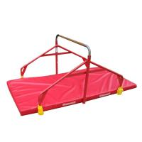 Wholesale 80-120CM Height Kids Gymnastics Horizontal Bar Safe For School Training from china suppliers