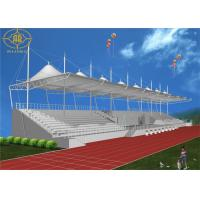 China Waterproof PVDF Tension Fabric Structures Durable Tent Roof Architecture on sale