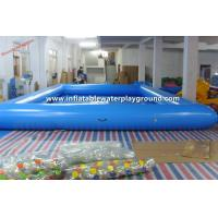 China Giant Outdoor Cool Water Sports Inflatable Swimming Pool For Adults / Kids on sale