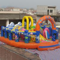 inflatable park ,inflatable amusement park,inflatable obstacle course playground