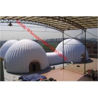 Wholesale inflatable tent price giant inflatable dome tent inflatable globe tent Giant Dome Tent from china suppliers