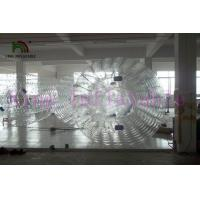 Popular Summer Playing PVC / TPU Inflatable Water Toy / Roller For Summer Water Park