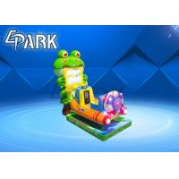 China Amusement Park Baby Swing Car Ride / Electric Car Game Machine on sale