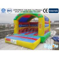 Wholesale Children Playground Commercial Inflatable Bouncers With Free Air Blower from china suppliers