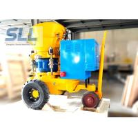 Buy cheap Swimming Pool Building Dry Shotcrete Machine Equipment Long Service Life from wholesalers