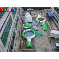 China Inflatable water game set,water sport,KWS016 on sale