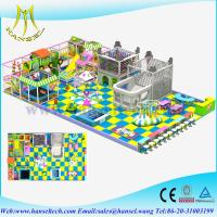 Wholesale Hansel 2017 commercial indoor kids soft playkids indoor climbing play equipment from china suppliers