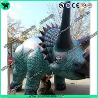 Wholesale Giant Event Animal 4m Inflatable Triceratops from china suppliers
