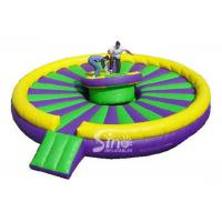 Wholesale 5.5m diameter giant blow uo round Inflatable Joust Arena For kids and Adults Interactive Fun from china suppliers