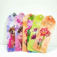 Wholesale Unique Lenticular 3D Animal Bookmarks With Tassel For Gifts And Souvenirs from china suppliers