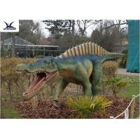 Buy cheap CE , RoHS Giant Dinosaur Statue Model Exhibition For Dinosaur Park Display from wholesalers