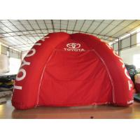 China Dome Camping Inflatable Event Tent  7 X 3.5m Light Weight Enviroment - Friendly on sale