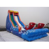 China Commercial Inflatable Water Slide on sale