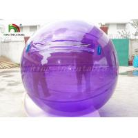 Wholesale 1.0mm PVC Colorful Inflatable Walk On Water Ball Water Walking Ball from china suppliers