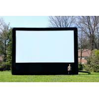Wholesale outdoor movie screen for sale MS-021 from china suppliers