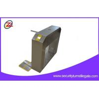 Wholesale Automatic Turnstile Entry Systems 304 Stainless Steel 1200 * 280 * 1000mm from china suppliers