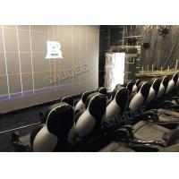 Quality 380V 9D Movie Theater For Commercial Shopping Mall Or Amusement Attraction for sale