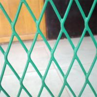 China Powder Coated Decorative Expanded Copper Mesh Roll Corrosion Resistance on sale