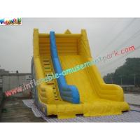 Wholesale Waterproof Commercial Inflatable Slide , Big Inflatable Slide For Children from china suppliers
