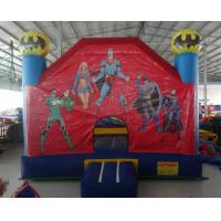 Wholesale 2014 hot sell inflatable bouncer spiderman with digital printing from china suppliers