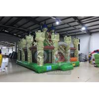 Wholesale Medieval Castle Themed Inflatable Playground from china suppliers