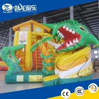 Quality China wholesale inflatable slide ,Inflatable slide blow up, inflatable slide for lake for sale