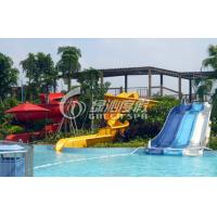 Wholesale Funny Kids Water Pool Slides Outdoor Spray Park Equipment for Aqua Games from china suppliers