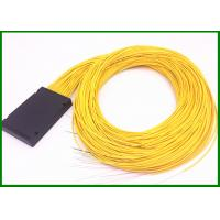 Wholesale 1*64 PLC Splitter 2mm cable in 120*80*18mm box for FTTX project from china suppliers