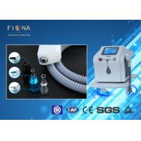 Buy cheap Stationary Q Switched ND YAG Laser Tattoo Removal Machine 500W Power from wholesalers