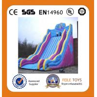 Wholesale 2014 hot sale  inflatable slide for pool from china suppliers