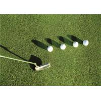 Wholesale Autumn Spring Sport Putting Green Artificial Golf Grass With Shock Pad Grassland from china suppliers