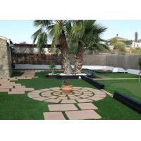 Wholesale Garden Decoration Artificial Grass Carpet Roll Fire Resistance SBR Backing from china suppliers