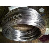 Wholesale Galvanized Iron Binding Wire / Stainless Steel Flat Wire Black Annealed Baling from china suppliers