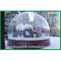 Wholesale Commercial Inflatable Water Toys Transparent Camping Bubble Tent For Fun from china suppliers