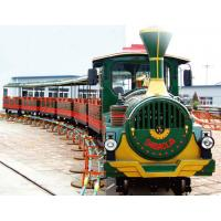 Wholesale Fairytale Amusement Park Train With 7pcs Cabins / 58 Persons from china suppliers