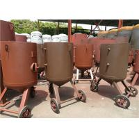 Wholesale 116 Psi Pressure Portable Sand Blasting Machine Stainless Steel Material from china suppliers