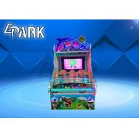 China Happy Pitching Ball Children 'S Video Game Machine Large Touch Screen on sale