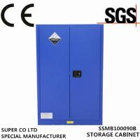 Wholesale Hazardous Material Corrosive Storage Cabinet With 40mm 1.5 Of Insulating Air Space from china suppliers