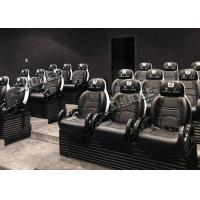 Wholesale Luxury Mition 5D Flight Simulator Cinema In Saudi Arabia / 5D Cinema Seats from china suppliers