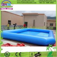 Wholesale QinDa Inflatable Pool Toys, Swimming Pool, Water Park, Water Pool from china suppliers