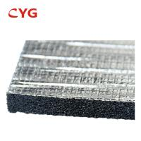 China Waterproof Low Density Xlpe HVAC Insulation Foam Fire Retardant 100% Closed Cell on sale