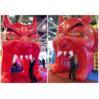 Wholesale 4m H Giant Inflatable Arch for Halloween Decoration from china suppliers